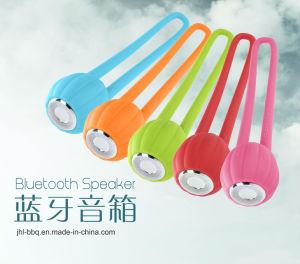 Blauer Zahn-Minikürbis-Lautsprecher mit Merkmal des Wasser-Beweis-Staub-Beweises mit dem USB-Stromversorgung Bluetooth Verstärker TF-Karten-Spielen