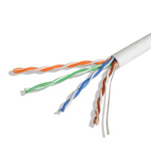 통신망 근거리 통신망 Kablo 24AWG Cat5 이더네트 부피 Cat5e 케이블