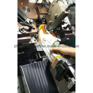 9 Hidráulica automática tenazes a convergência duradoura das sapatas de máquina de fazer