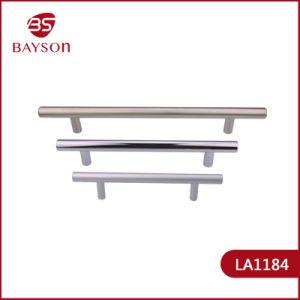 Manípulo da Porta de cozinha Ferragens puxador da gaveta de alumínio (LA1184)