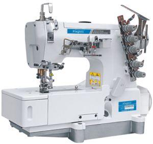 Bloqueo de superficie plana de alta velocidad, máquina de coser