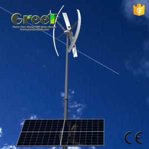 Home 600W Vento Solar de 1 kw sistema híbrido