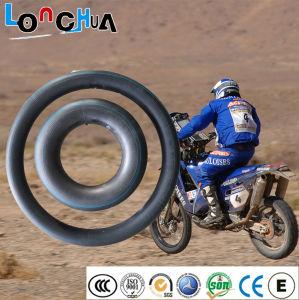 Nach Luft-Inflation kein Bauch-Motorrad-natürliches inneres Gefäß (4.00-12)