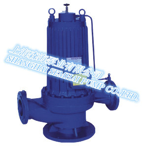 Bomba de Pipeline Canned-Motor Pbg-Type