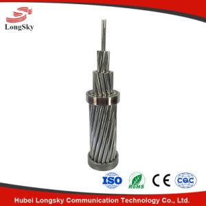 Lampo protettivo collegando il filo a massa di acciaio placcato di alluminio di Acs per il filo di messa a terra ambientale composito di fibra ottica di Opgw