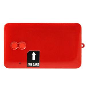 Warnung versteckte drahtlose Alarmanlage und diebstahlsicherer verlorener Fernverschluß der G-/MSIM GPRS Karten-Af120