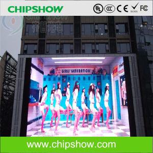 Chipshow P16 grand affichage LED de la publicité de plein air