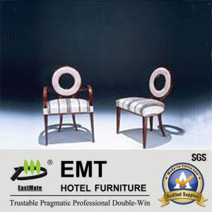 Chaise en bois d'hôtel attrayant (EMT-006)
