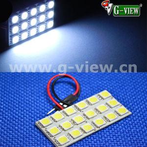 Auto LED lámpara de techo 24LED SMD 5050 Doom Lámpara automática