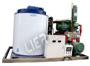 O Controle Automático de Altura de flocos de qualidade Máquina de gelo para processamento de marisco marcação aprovado LVD