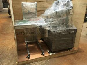 Caja de cartón pequeña semiautomática Máquina de embalaje sellado