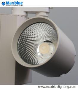 高いCRI 95raの黒の終わりの穂軸LEDトラックライト
