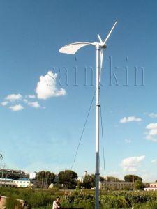 Lärmarme Wind-Turbine