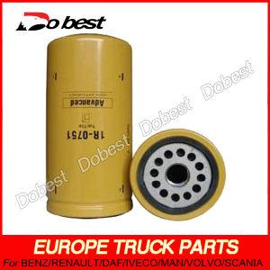 トラックエンジンのディーゼル燃料の石油フィルター(DB-M18-001)