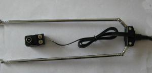 Antena interior da antena de TV com Adaptador (TV-360)