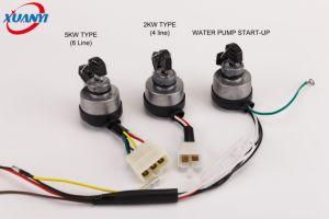 4 خطّ كهربائيّة أساسيّة تعقّب هويس لأنّ بنزين مولّد [سبر برت]