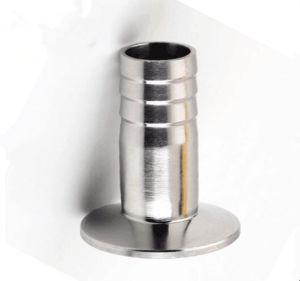 L'acciaio inossidabile sanitario rapidamente ha connesso l'accoppiamento di tubo flessibile premuto