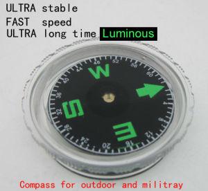 Ultra long temps militaires et de compas de plein air lumineux #A-47