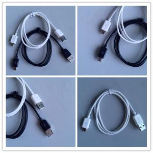 USB 2.0 Micro USB B Charging CableへのMale