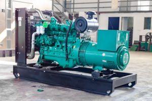 24kVA 30kwのコントローラが付いている三相出力タイプDcecのディーゼル発電機セット
