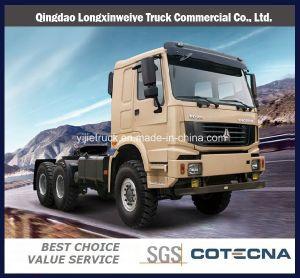 Sinotruk HOWO 6X4 420 cv veículo tractor de reboque