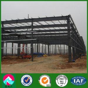 Estructura de acero /Taller de bastidor de acero de construcción (XGZ-SSW 313)