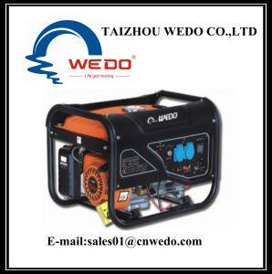 Wd3500 Generador de gasolina eléctrica con un solo cilindro