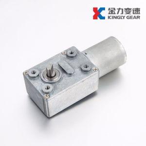Mimi pincel 32mm 6V 12V 24V DC Motor de engranaje helicoidal