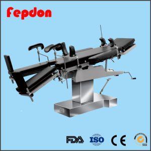 ユニバーサル多機能の機械的に手術台(HFMH3008AB)