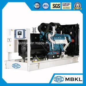 134KW/148kVA grupo electrógeno diesel de refrigeración de agua Powered by Doosan Daewoo Motor diésel P086ti-1