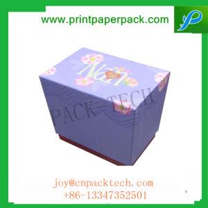 Hermoso popurrí de la moda de cartón de Papel Caja de regalo con logo