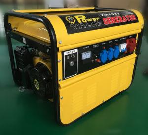 Значение мощности 5 квт бензин электрического питания три этапа генераторной установки цены