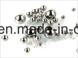 1/8 3.175мм СС316L шарики из нержавеющей стали с класса G100