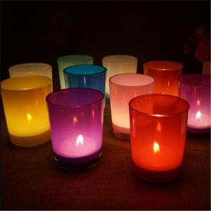 Sojabohnenöl-Wachs-Kerze für Partei-romantische Hochzeit