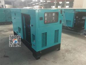 Type d'auvent Denyo Groupe électrogène Diesel