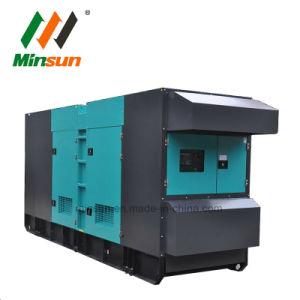 Conjunto do Gerador de ATS insonorizada em energia 350 kVA 280kw