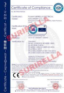 135kVA 150kVA 180kVA 200kVA 영국 Perkins 디젤 엔진 발전기 세트