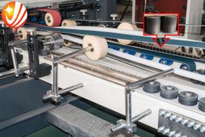 Высокая скорость автоматической коробки из гофрированного картона папки (JHXDX Gluer-2600)