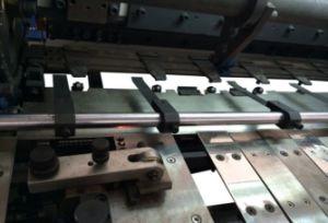 종이를 위한 Yw-105e 열 돋을새김 기계