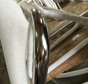 屋外の二重側面のハンガーの自転車ラック
