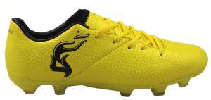 Zapatos de fútbol al aire libre y zapatos de fútbol con el TPU SRL Zapatos de fútbol con el TPU
