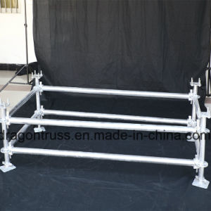 Etapa de acero/hierro etapa/fase móvil
