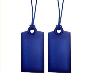 Comercio al por mayor de PVC colorido Logotipo personalizado Etiqueta de Equipaje