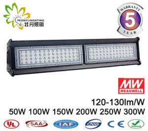 IP65工場価格の倉庫産業150W線形LED高い湾ライト