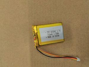 MP5를 위한 고품질 Li 중합체 건전지 Tpp304167 800mAh