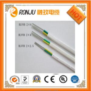 2.5 mm2 collegare elettrici comunemente usati della BV del conduttore del rame da 1.78 millimetri del diametro