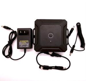트럭 사진기 옥외 IP68는 12V 산출 5000mAh 재충전용 힘을 방수 처리한다