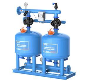 Alta eficiência, rega gota a gota de 4 de Água do Filtro de Material de Areia