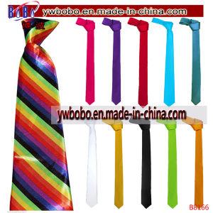 Cerimonia nuziale stretta di seta del legame tessuta jacquard della cravatta la nuova scarna dimagrisce (B8165)