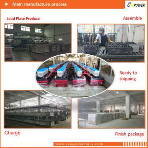 ZonneAccumulator van het Gel van de Cyclus van de Accu 12V200ah van China de Diepe
